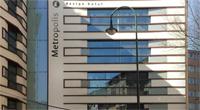 Modern lighting in Metropolis Design Hotel